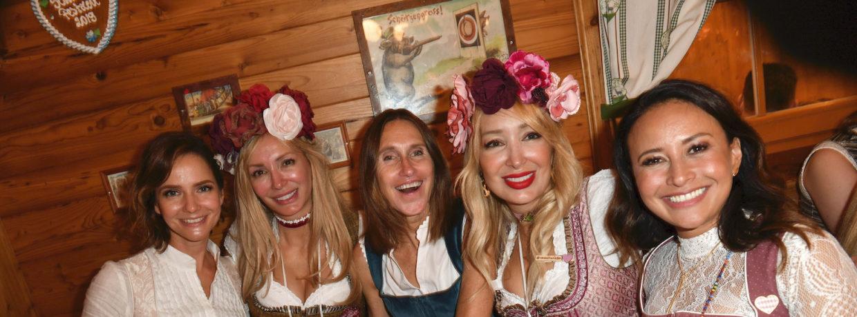 Oktoberfest 2019: 4. Madlwiesn am 26. September 2019 im Schützen-Festzelt