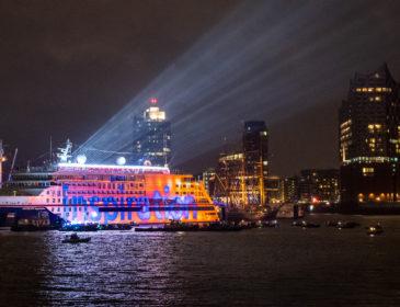 Hapag-Lloyd Cruises tauft HANSEATIC inspiration in Hamburg