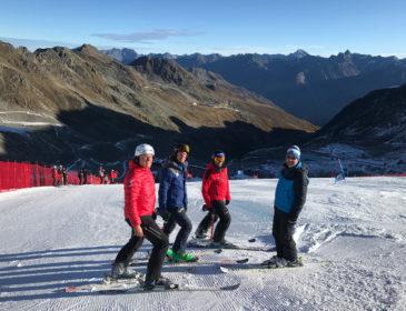Grünes Licht für AUDI FIS Skiweltcup in Sölden