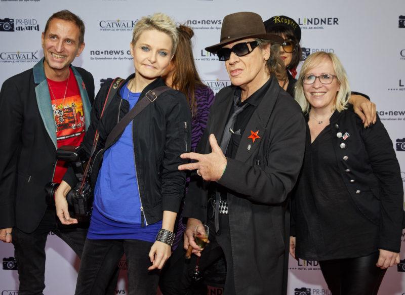 Verleihung PR-Bild Award 2019 in Hamburg – Mit Prominenz und Überraschungsgast Udo Lindenberg