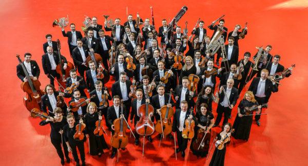 Die Würth Philharmoniker präsentierten Debüt-CD in Wien
