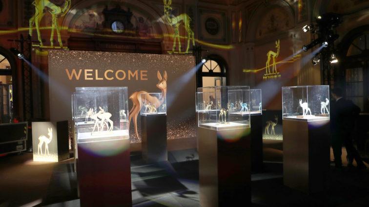 BAMBI 2019: Zauberhafte Premiere in Baden-Baden