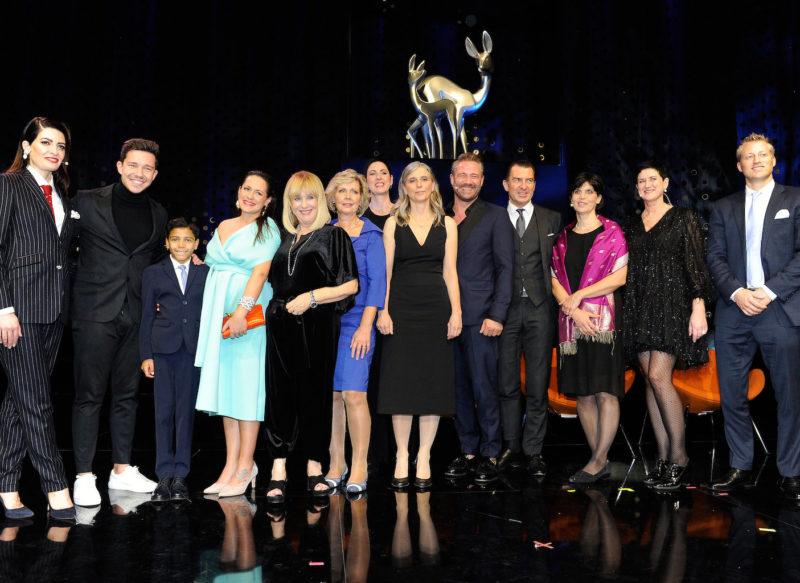 Tribute to Bambi feiert erfolgreiche Premiere in Baden-Baden