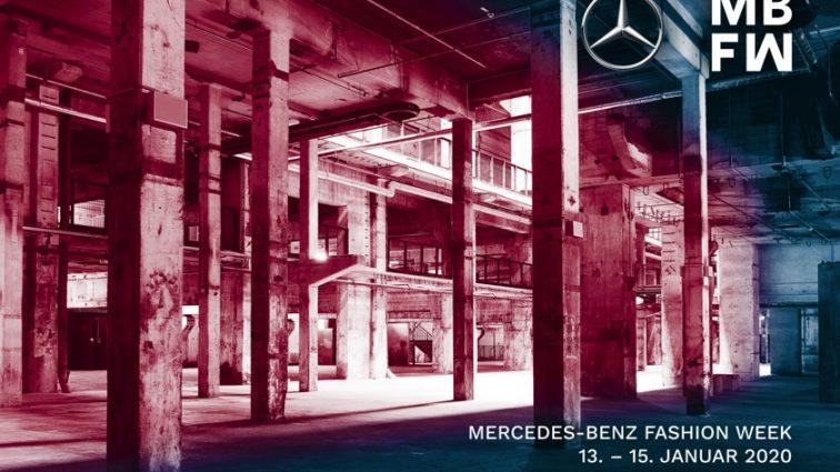 Mercedes-Benz Fashion Week Berlin gibt neue Location und erste Veranstaltungsinformationen für Januar 2020 bekannt