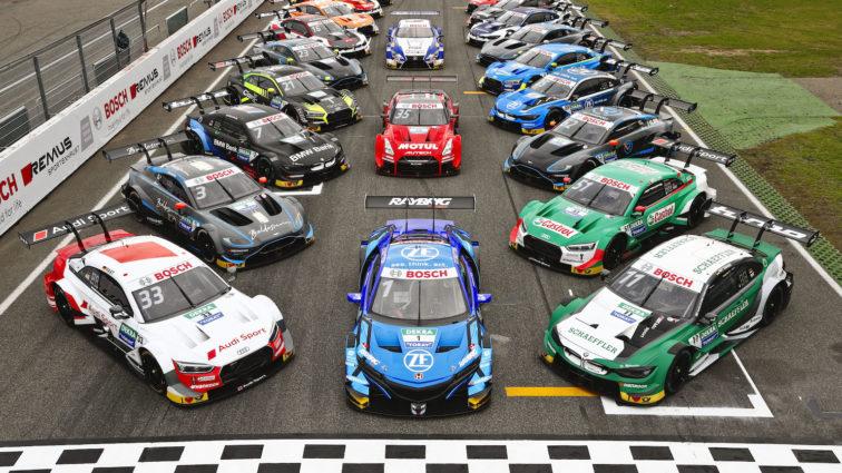 """Das """"Dream Race"""" von DTM und SUPER GT in Fuji: Ein Traum wird Wirklichkeit"""