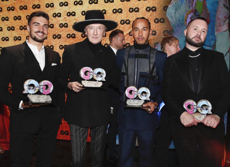 """Glamouröse Award-Gala in Berlin """"GQ Men of the Year 2019"""""""