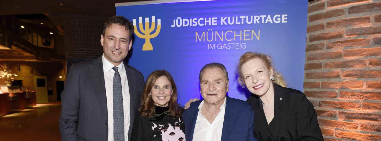 Eröffnung der 33. Jüdischen Kulturtage 2019 im Gasteig Kulturzentrum