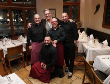 """VIP-Dinner mit Weinverkostung des Weinguts """"De Stefani"""" im Restaurant """"Vino e Gusto"""" in München"""