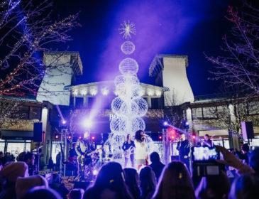 Magischer Start in die Weihnachtszeit in Wertheim Village