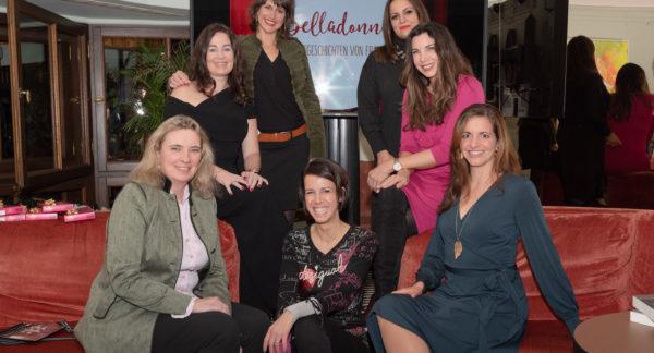 """Kristina Frank und Sylvia Bommes-Schneider inspirieren beim Belladonna """"Ladies Talk"""""""