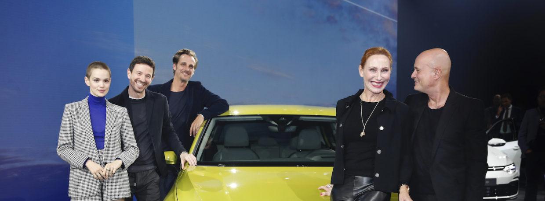 Der neue Golf 8 feiert Weltpremiere in der Autostadt Wolfsburg