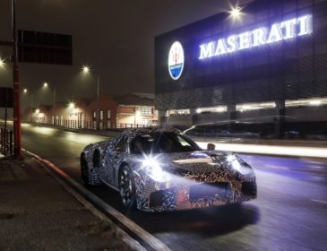 Maserati Erlkönig in den Straßen Modenas: Debüt im Mai 2020
