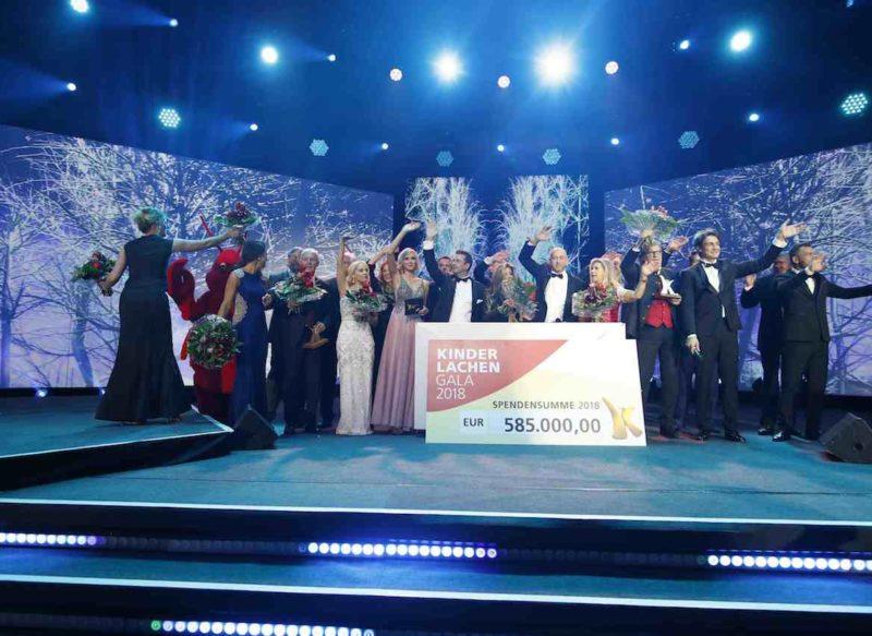 """KIND-Awards für Otto Waalkes, Felix Neureuther, Dirk Heinrichs und BVB-Stiftung """"leuchte auf"""""""