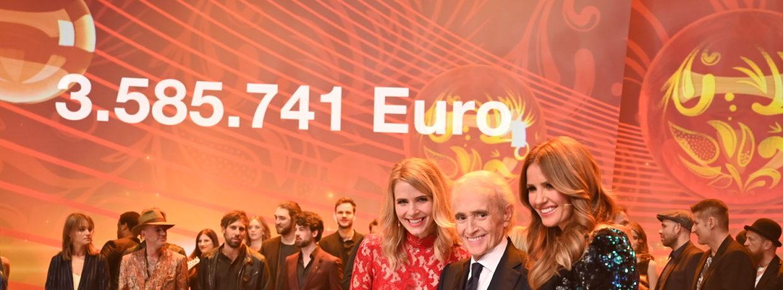 Ein Abend voller bewegender Momente: 25. José Carreras Gala erzielt 3.585.781 Euro