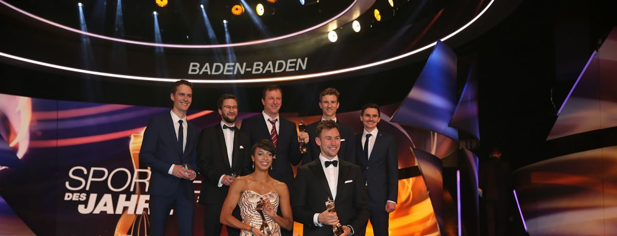 """Die Sieger der Gala """"Sportler des Jahres 2019"""""""