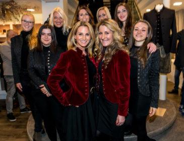 AlpenHerz Store Opening von Designerin Sandra Abt in Kempten