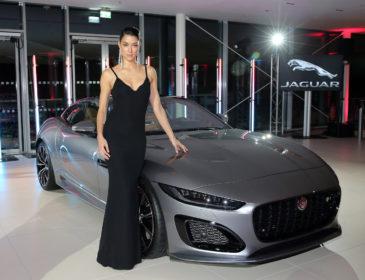Weltpremiere des Jaguar F-TYPE am 2. Dezember 2019 in München