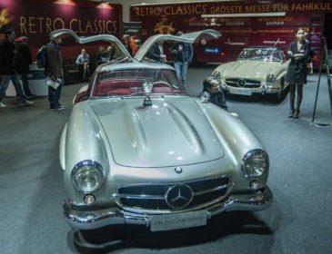 """""""Besuch bei Freunden"""" in Italien auf der Milano AutoClassica"""