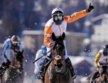 White Turf St. Moritz 2020 – 113 Jahre Internationale Pferderennen auf Schnee in St. Moritz