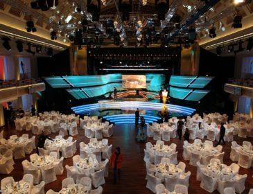 Gala Sportler des Jahres im Kurhaus von Baden-Baden