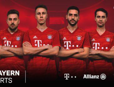 FC Bayern München startet in KONAMIs eFootball.Pro League