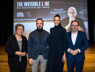"""Jüdische Filmtage in München: Vorführung der Doku """"The Invisible Line – Die Geschichte der Welle"""""""