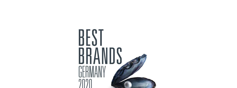 Verleihung Best Brands 2020: Das sind die Top 10