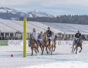 Der 18. Bendura Bank Snow Polo World Cup in Kitzbühel startet bald