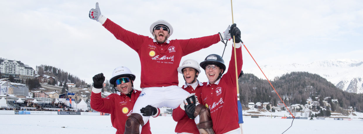 On Top of the World: Weltklasse-Polo und Sieg für Team St. Moritz