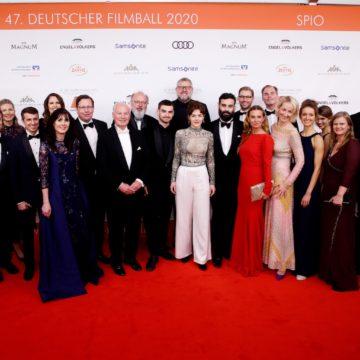 Das war der 47. Deutsche Filmball 2020 in München