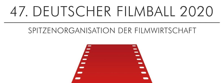 SAVE THE DATE für den 47. Deutschen Filmball 2020