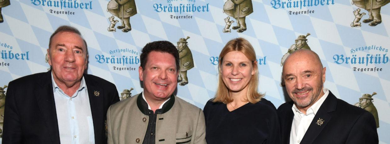 EAGLES Neujahrsempfang im Herzoglichen Bräustüberl Tegernsee