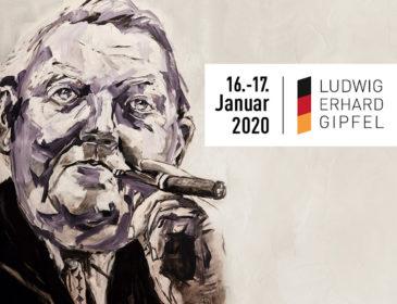 Ludwig Erhard Gipfel – Der Jahresauftakt für Entscheider am Tegernsee