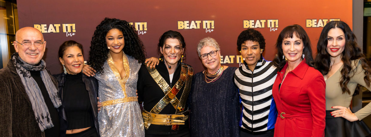 "Exklusive Prewiew ""Beat it! – das Musical über den King of Pop"""