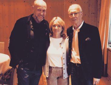 Kinderlachen e.V. unterstützt soziale Projekte der Franz Beckenbauer Stiftung mit 4.000 Euro