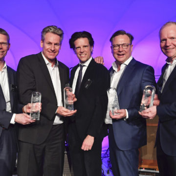 17. Best Brands Gala im Hotel Bayerischer Hof in München
