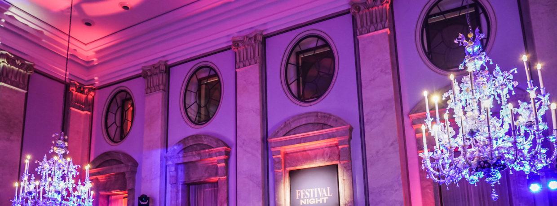 Bunte & BMW Festival Night: Filmbranche in Grandezza