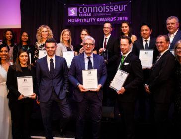 Im Olymp der weltweit Besten – Connoisseur Circle Hospitality Awards 2020
