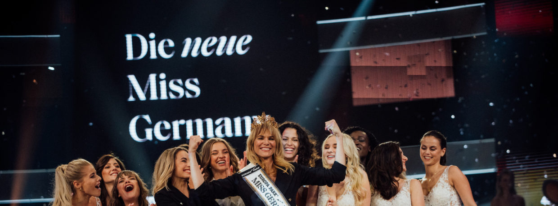 Leonie von Hase ist MISS GERMANY 2020