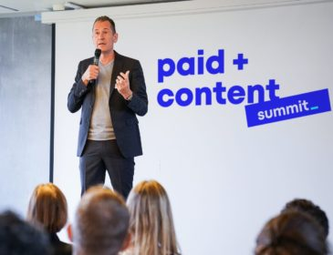"Siebter ""International Paid Content Summit"" bei Axel Springer in Berlin"