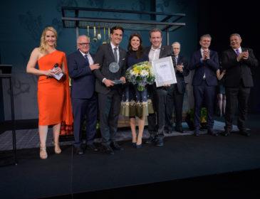 Hotelier des Jahres 2020: Preis für Thomas, Michael und Ann-Kathrin Mack vom Europa-Park in Rust