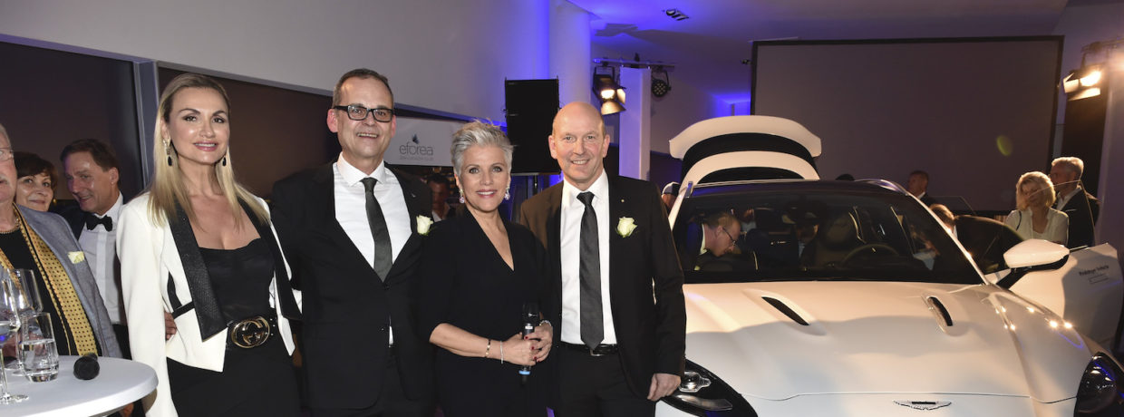 """Lovely Friends Lifestyle Event"" bei Aston Martin in München"