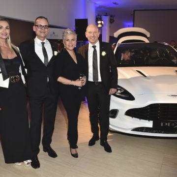 """Lovely Friends Lifestyle Event"" bei Aston Martin in München"