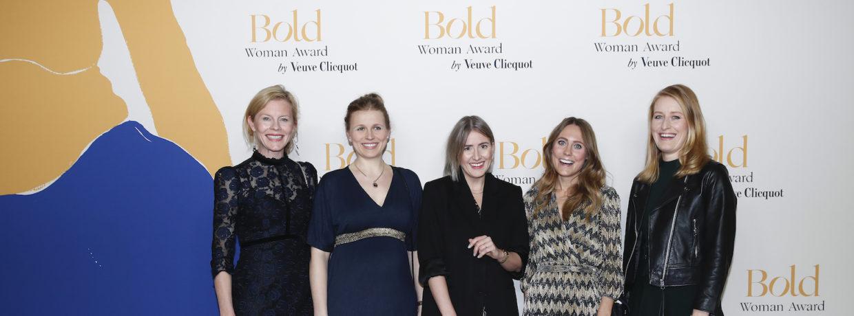 Verleihung der Veuve Clicquot Bold Woman Awards in Berlin