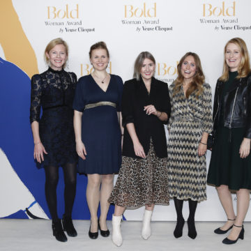 Verleihung der Veuve Clicquot Bold Woman Awards in Berlin