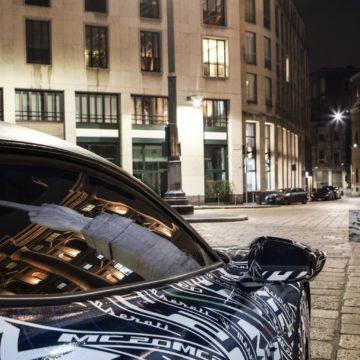 Der neue Supersportwagen MC20 von Maserati: Neueste Fotos vom Prototypen