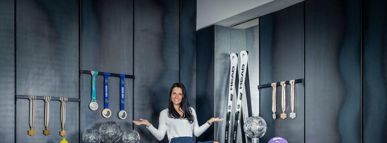 Olympiasiegerin Anna Veith erklärt Rücktritt vom Skisport