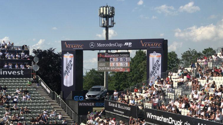 Verlegung 42. Auflage des MercedesCup in das Jahr 2021