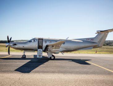 JETFLY: Europas größte Flotte an Pilatus Flugzeugen im eleganten Look von Star-Designer Philippe Starck