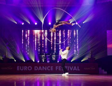 Euro Dance Festival: Tanzen mit den Weltmeistern im Europa-Park